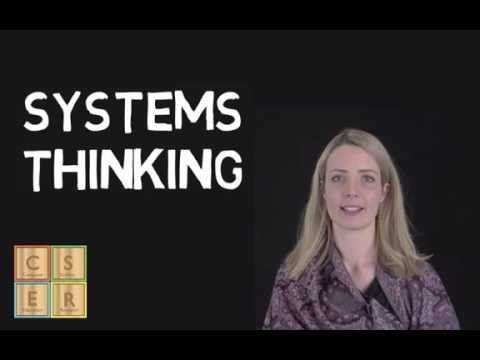 CSER F-6 Digital Technologies: Extended - SYSTEMS THINKING