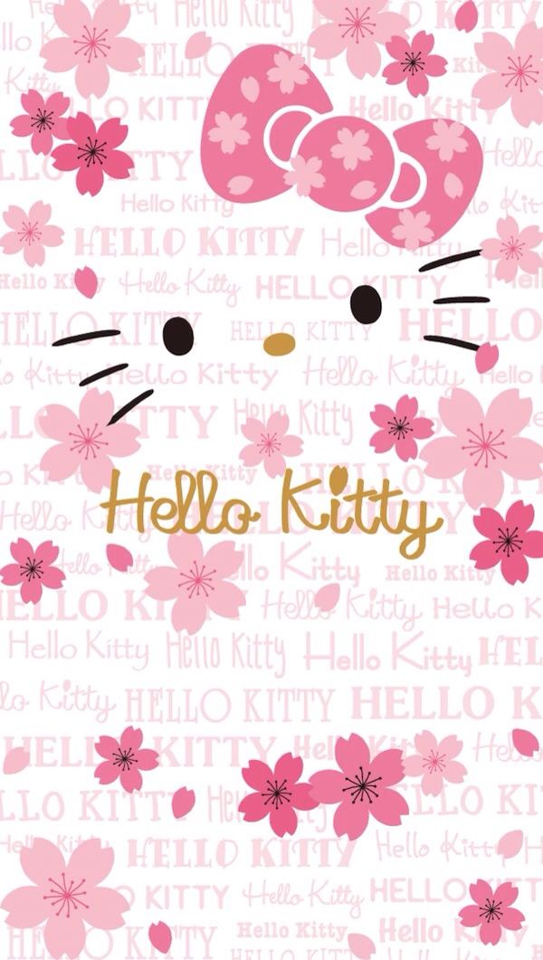 Charming Anime Flower Girl Wallpaper 2070 Best All About Hello Kitty Images On Pinterest
