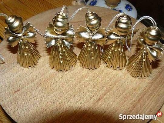 Aniołki z makaronu Wołomin