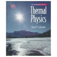 An Introduction to Thermal Physics / Edition 1 by Daniel V. Schroeder Download