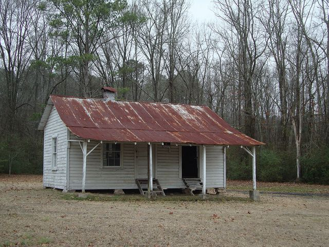 Elegant Ashville, Alabama | Flickr   Photo Sharing! Rusty Tin Roof