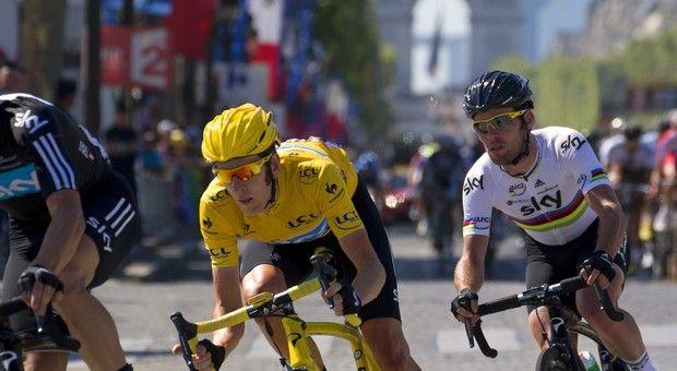 Le Tour de France 2013 expliqué aux enfants. Kid-friendly French article.