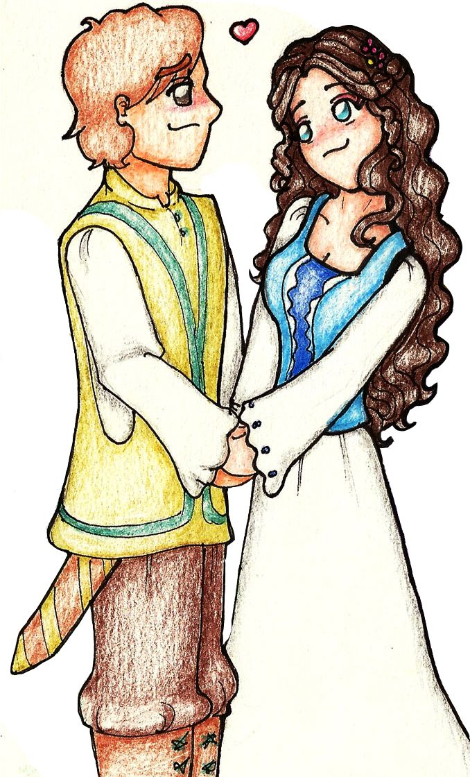 Richard and Kahlan by Lillymonkey on DeviantArt
