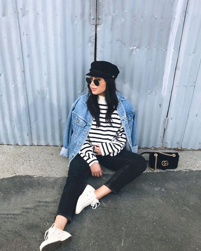 How Women Are Actually Wearing This Cool Hat Trend