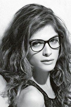 Elisa Sednaoui for Chanel eyewear (Vogue.com UK)