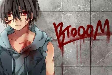 Imagem de anime and btooom!