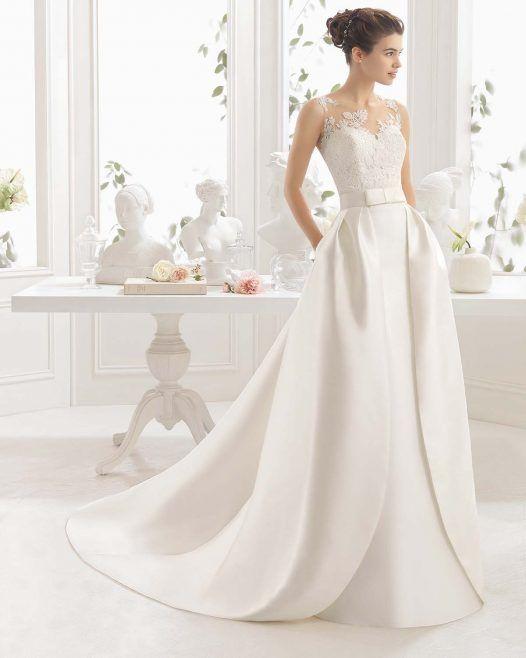 vestido de novia modelo valentina | ropa mia | vestidos, vestidos de