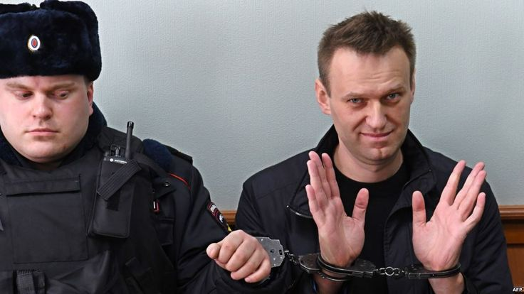 #world #news  Russia's Navalny Calls For New Protests On June 12  #StopRussianAggression @realDonaldTrump @POTUS @thebloggerspost