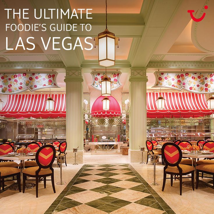The foodie's guide to Las Vegas Las Vegas may be famous for its casinos and entertainment, but the city also packs a punch when it comes to eateries. Here Blogger and Vegas fanatic Victoria Brewood tells us why Sin City is a foodie heaven and lists her favourites places to eat when she's in town.