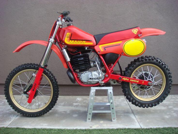 1982 Maico 490