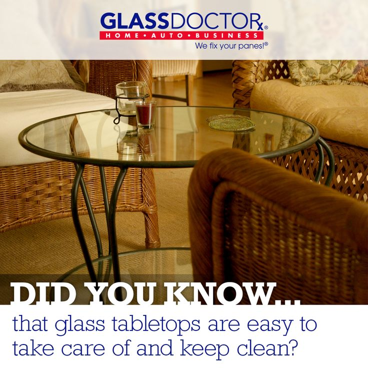 Great Benefits Of Glass Tabletops | Http://glassdoctor.com/blog/benefits