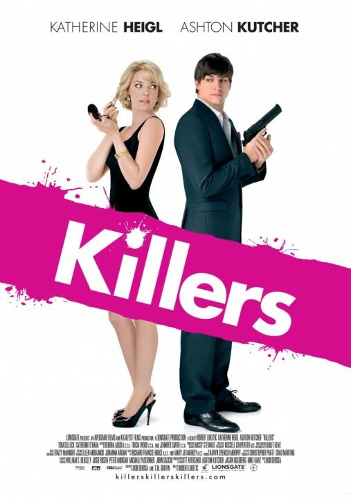 Killers--actually haven't seen this, but LOVE Katherine & Ashton.