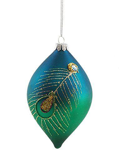 Peacock Christmas Ornaments Ornament 2 Pinterest Christmas