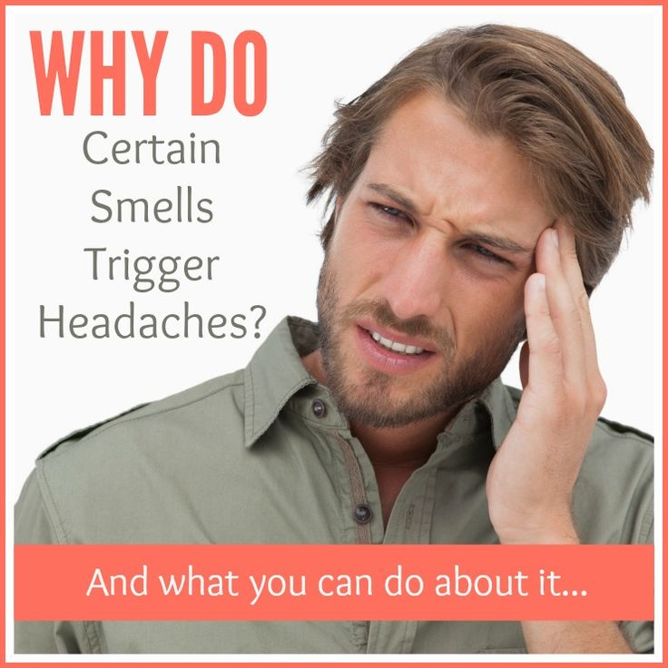 Why Do Certain Smells Trigger Headaches? http://SimplePureBeauty.com/1712/   #fragrance #chemicals #headaches