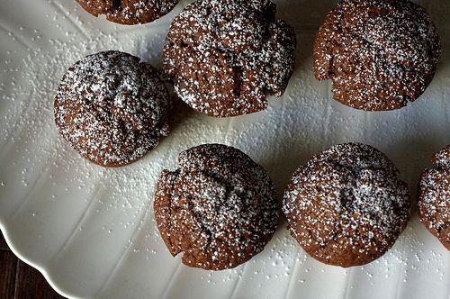 chocolate yogurt snack cakes by smitten | Favorite Recipes | Pinterest