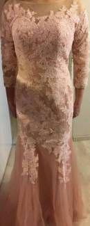 #Abendkleider #rosa #spitze in Bremen - Grohn   eBay Kleinanzeigen