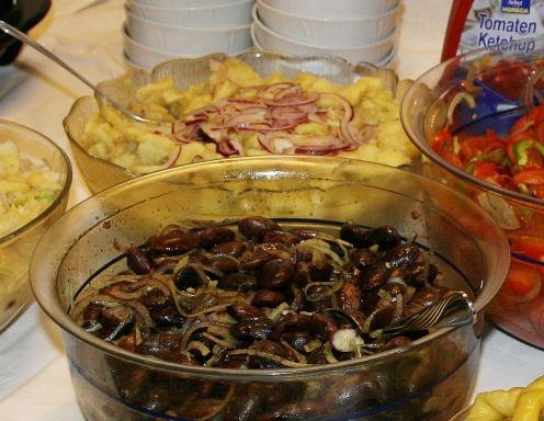 Steirischer Käferbohnensalat