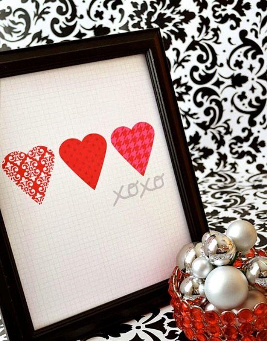 Valentinstag 20 Coole Ideen Fur Valentinstag Dekoration Fur Noch