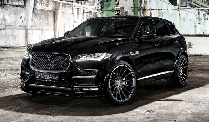 Jaguar F-Pace By Hamann: More Agressive & Sporty !
