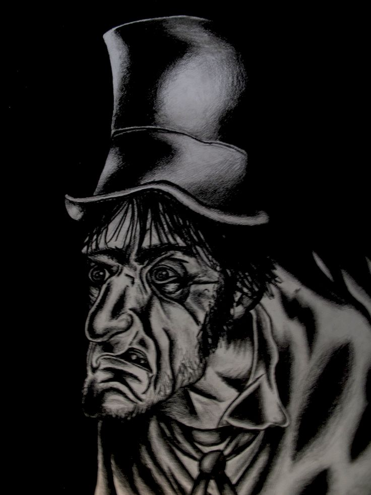 This is a drawing that I did of a chararcter from the popular book series 'Disk World'. I created it using a 9b pencil as this gives great contrast between light and dark. Created by Sarah Fenn