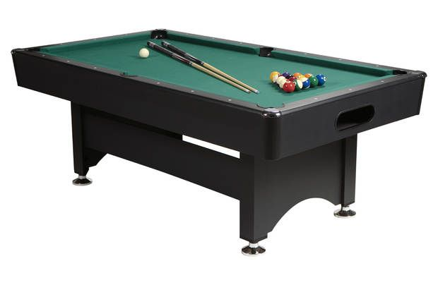 Gamesson Harvard Pool Table: Gammeson 6 foot Harvard Pool table. Compete against friends and family. Automatic… #UKShopping #OnlineShopping