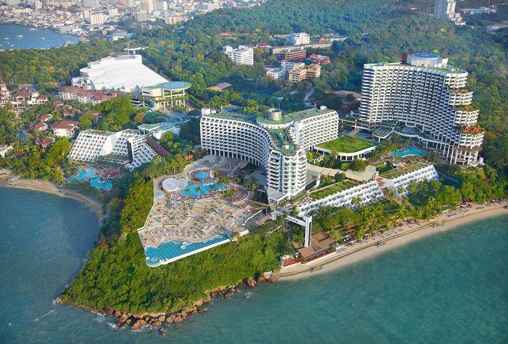 Pattaya (Thailandia) - Royal Cliff Hotels Group 5*  http://on.fb.me/1cg3hRL