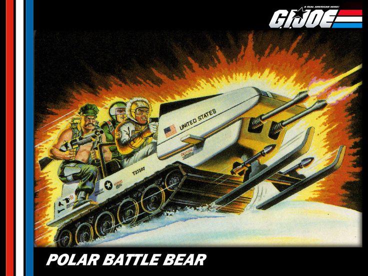 Polar Battle Bear