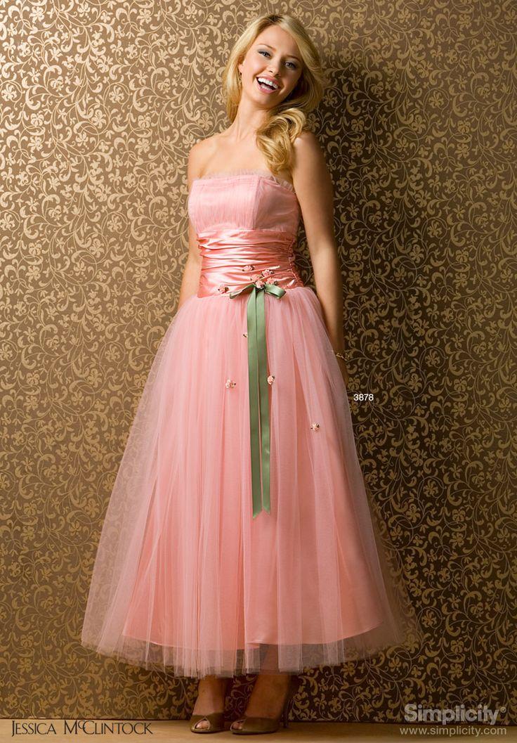 48 best Dresses for July images on Pinterest | Homecoming dresses ...