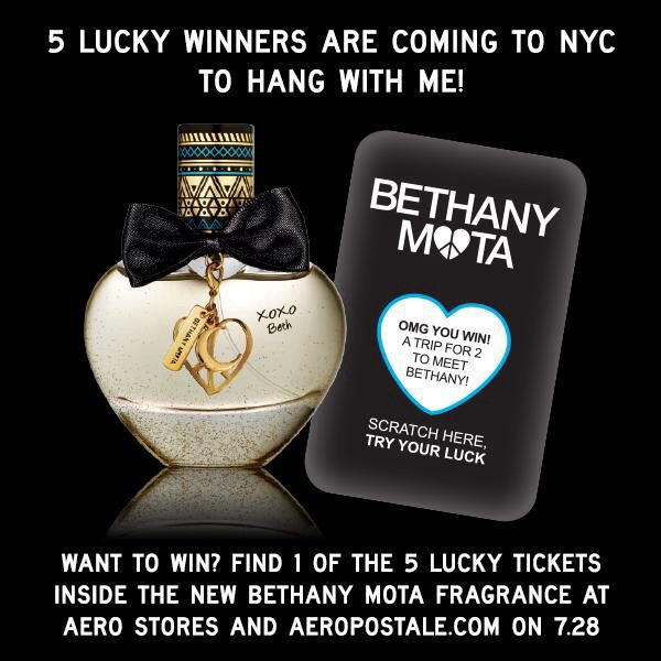 bethany mota meet and greet nyc board