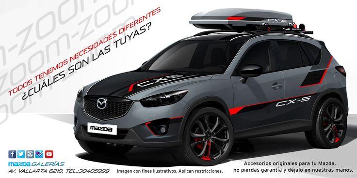 Accesorios Mazda Galerias