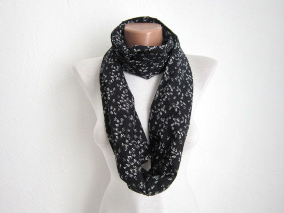 Infinity scarf Loop scarf Neckwarmer Necklace scarf   by nurlu, $14.00