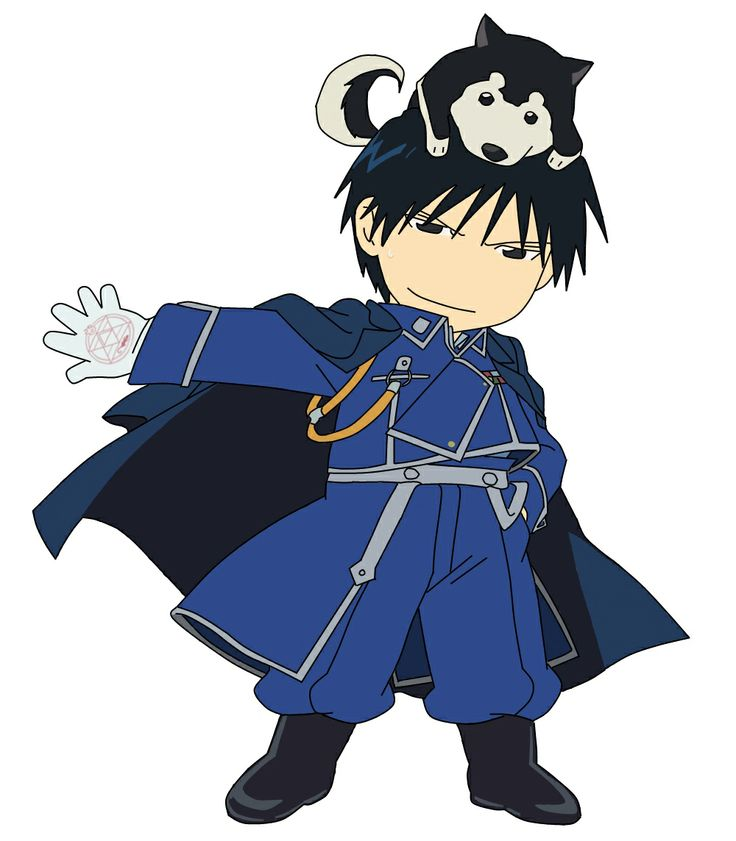 9 Best Images About Roy Mustang On Pinterest