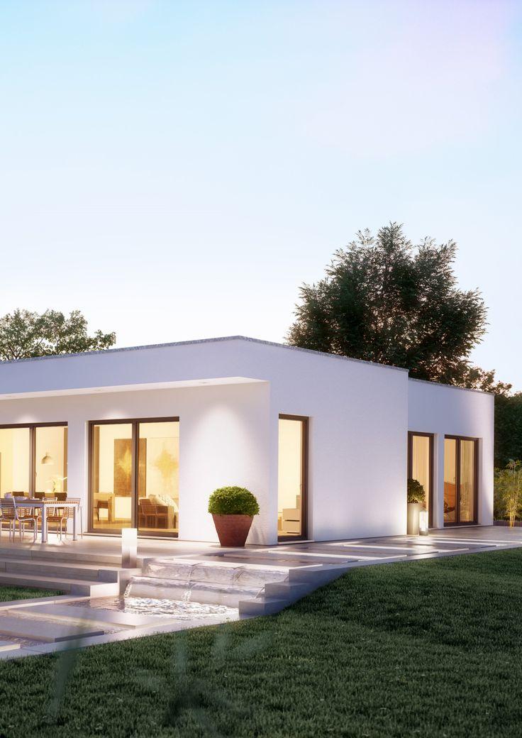 12 besten bungalows bilder auf pinterest bungalows kern haus und haus bungalow. Black Bedroom Furniture Sets. Home Design Ideas