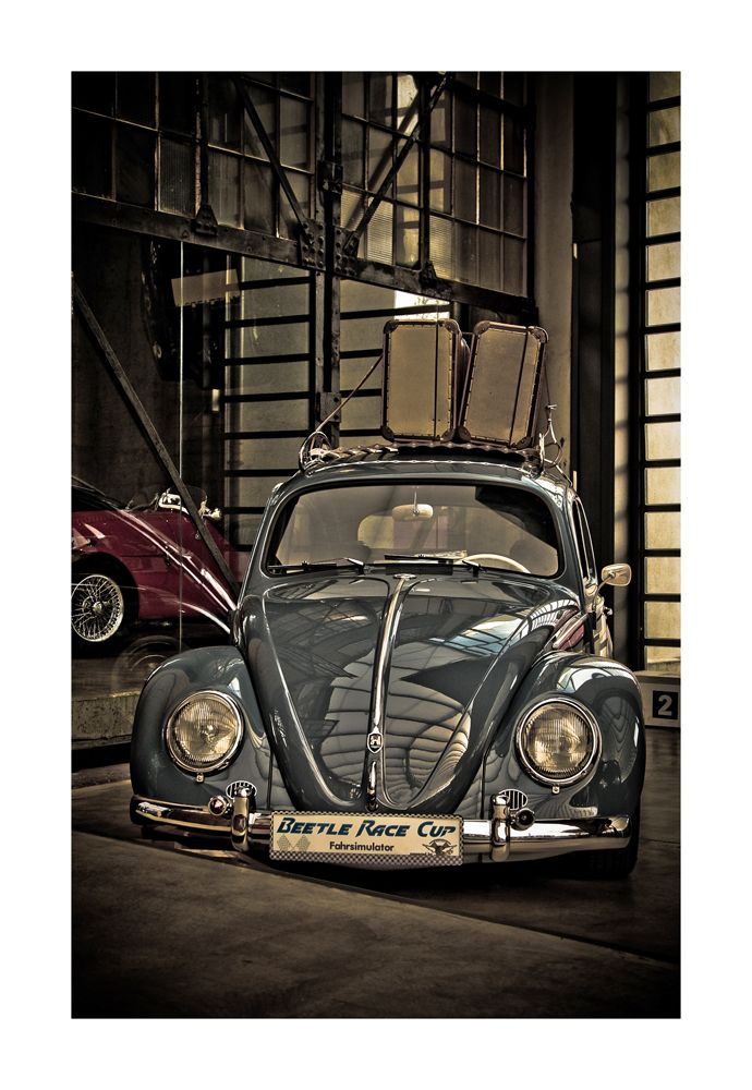 German old Beetle - I wish we still could buy them!