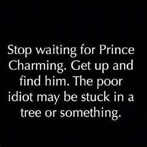 Crazy Funny Quotes And Sayings   ... waiting for prince charming quotes and sayings - Funny Loves Fun World