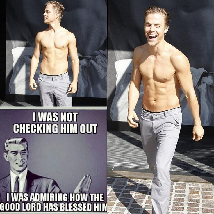 Aahahahaa! I'm going to use this for now on XD #DerekHough