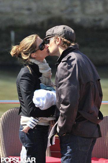 Tom Brady & Giselle Bundchen