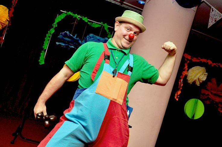 Pepe The clown in Razgrad Bulgaria