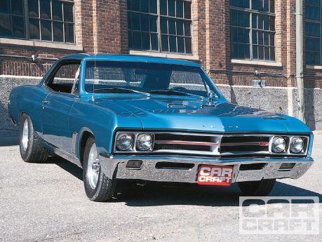 1967 Buick Skylark GS 400