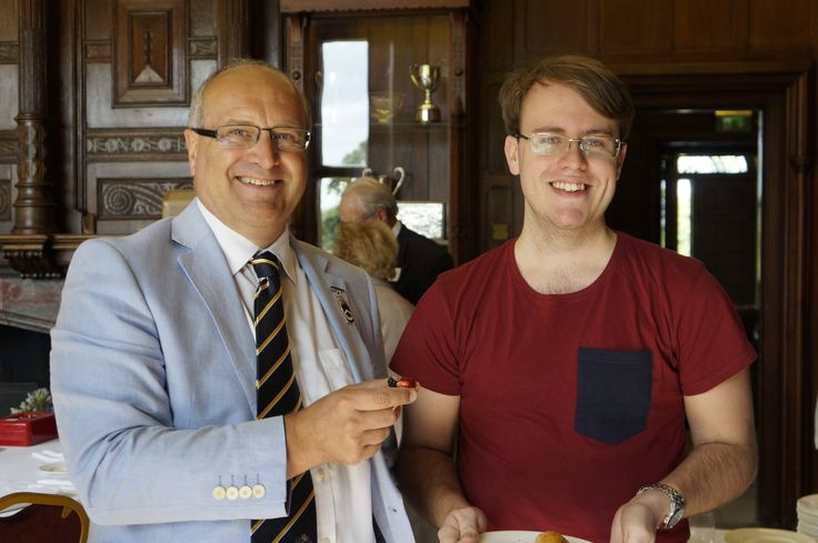 Daniels  Cup cricket and Old Blues' reunion 2015