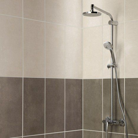 Salle de bain carrelage mural smart artens en fa ence for Carrelage en faience