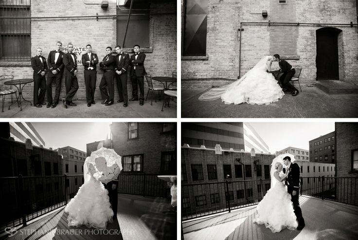AIR FORCE ACADEMY CHAPEL WEDDING CEREMONY | THE MINING EXCHANGE WYNDHAM GRAND HOTEL RECEPTION: DANIELLE + BRYAN » Colorado Springs Wedding P...