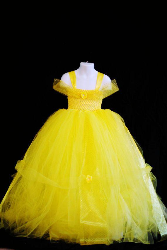 4t dresses yellow