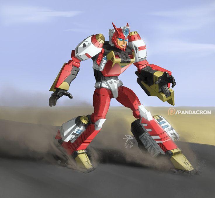 Override (Transformers Cybertron 3)