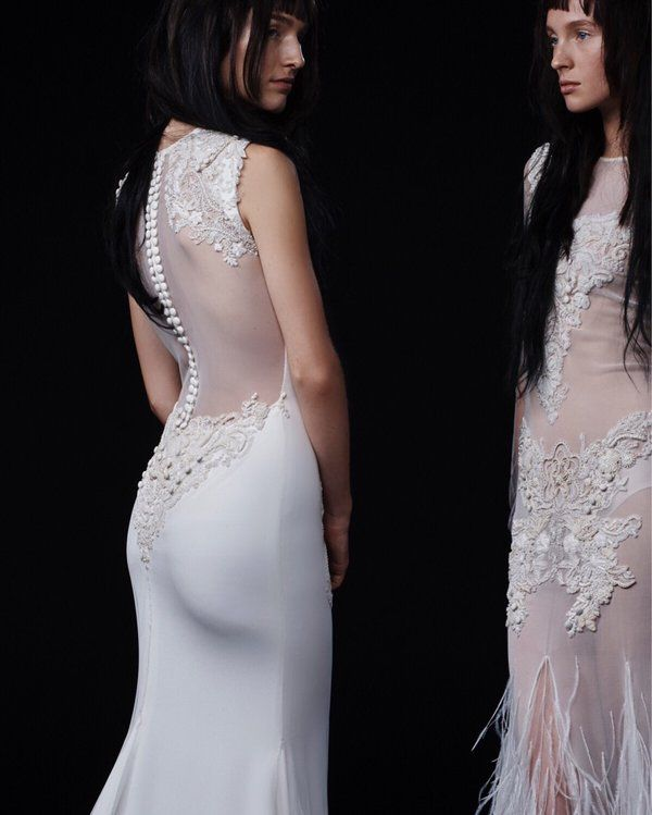#VeraWang Fall 2016 Bridal Collection. Visit http://www.verawang.com  to see the full collection.