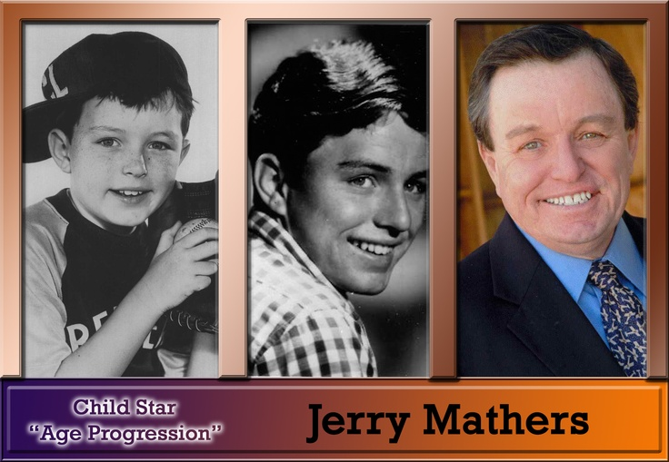 Jerry Mathers - Leave It To Beaver