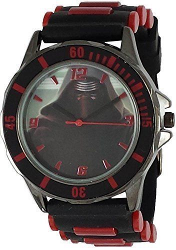 Star Wars Episode VII The Force Awakens Watches Kylo Ren Boy's Stainless Steel Watch SWM3073
