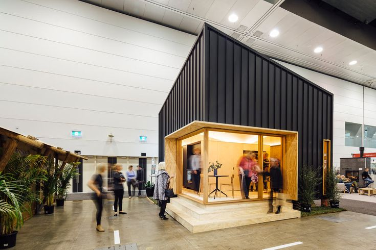 Grimshaw Designs A Tiny Home That S Affordable
