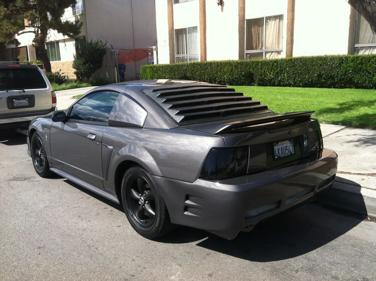 102 best dream car images on pinterest dream cars for 2000 mustang rear window louvers