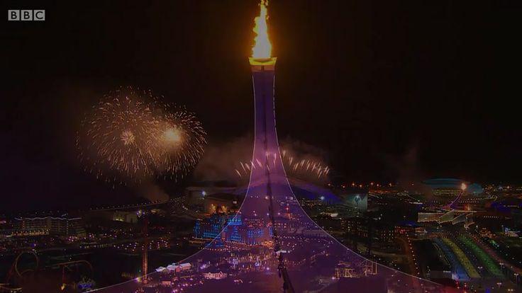 Opening Ceremony Sochi